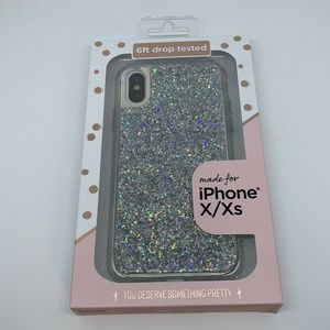 Fellowes iPhone X/XS Iridescent Fleck Fashion Case